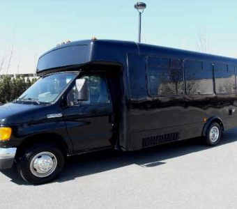 18 passenger party bus