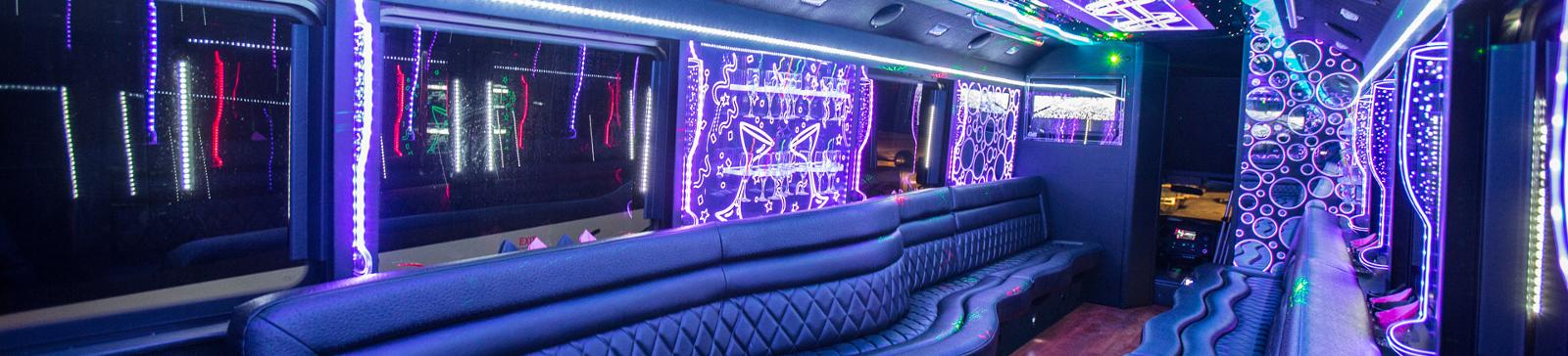 Party Bus Birmingham