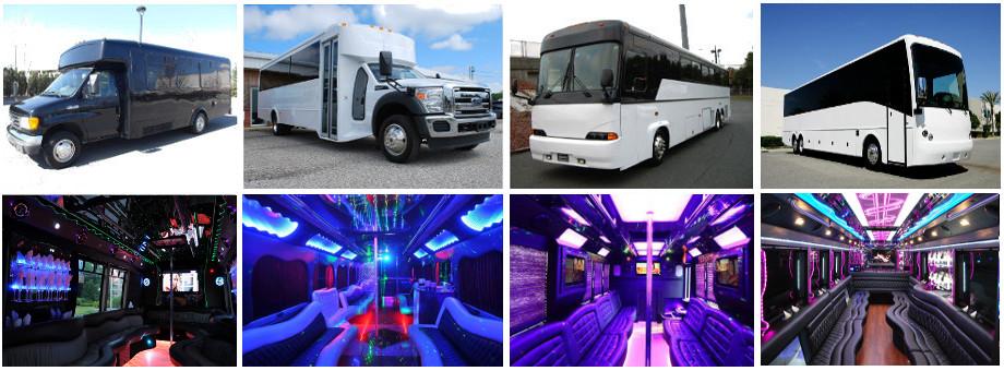 Party Bus birmingham al