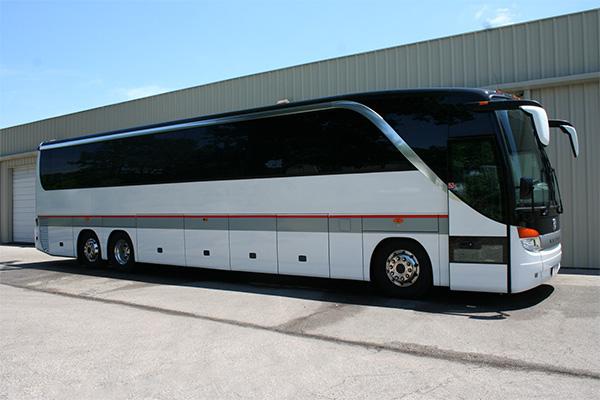 56 Passenger Charter Bus